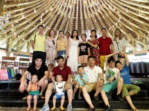 Tập thể Nhật Lâm tham gia chuyến dã ngoại kỉ niệm 12 năm thành lập công ty
