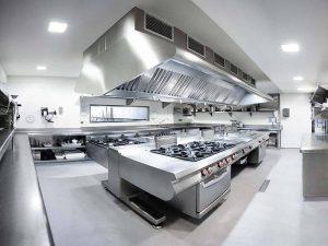 Tư vấn, thiết kế và lắp đặt bếp công nghiệp